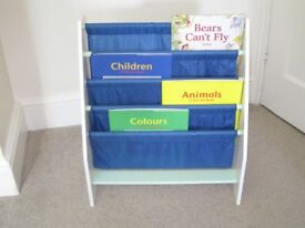 CHILDS BOOK RACK