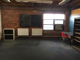 OFFICES STUDIOS STORAGE SPACE AND WORKSPACE AVAILABLE