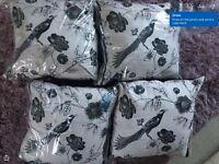 Brand new large next cushions