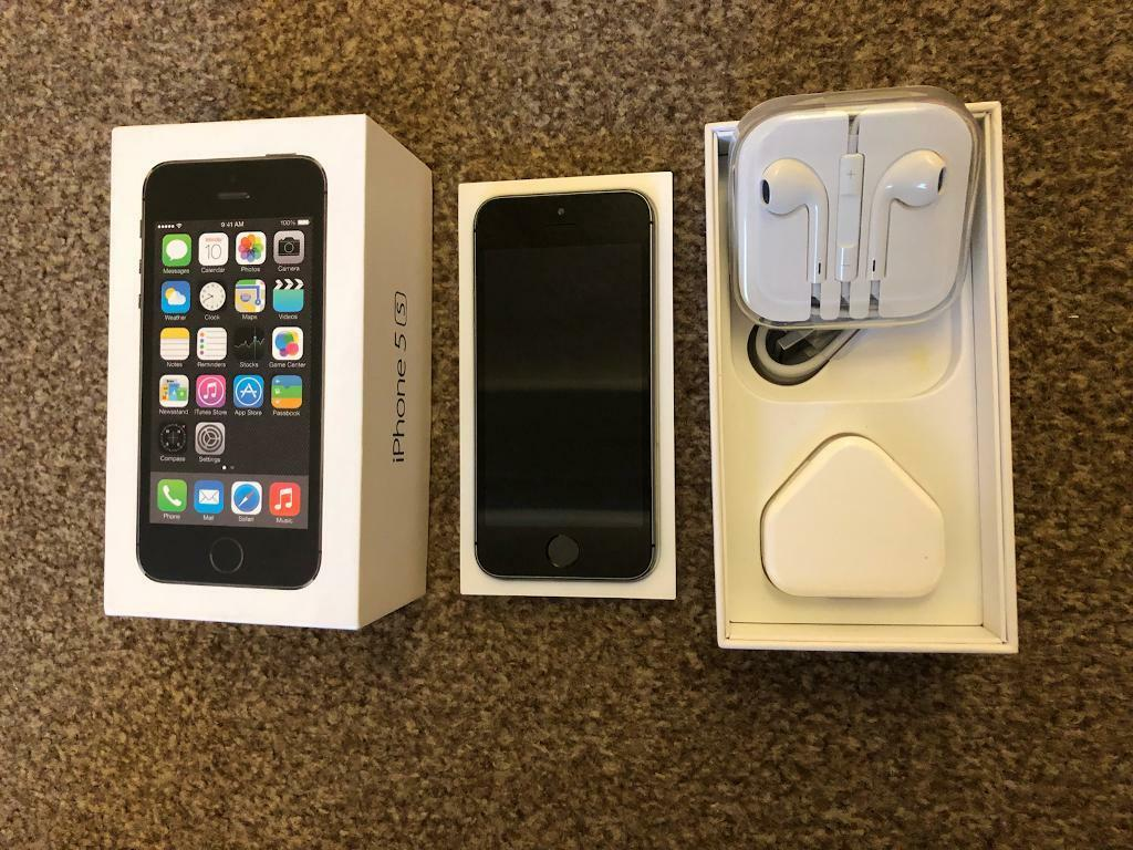 IPhone 5s on EE 16gb