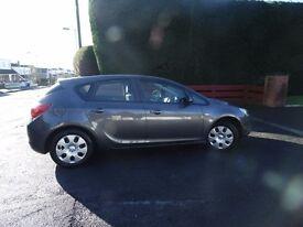 2010 1.6 5 door Vauxhall Astra