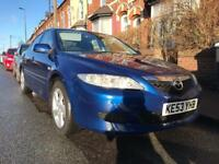 MAZDA 6 TS2 2.0 PETROL 2004(53 REG)*£799*LOW MILES*LONG MOT*5 DOOR*CHEAP TO RUN*PX WELCOME*DELIVERY