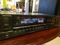 80s Technics SA-R210l amplifier
