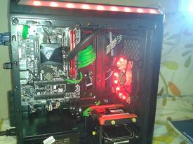 Amd A-10 custom desktop pc