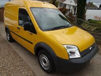 FORD TRANSIT CONNECT T230 COMBI 5 SEATER. ONLY 33153 MILES FROM NEW.