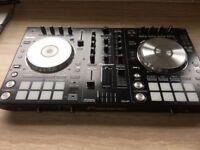 DJ Decks - Pioneer performance DJ Controller. (DDJ-SR) as new £430 Pioneer headphones as new £40