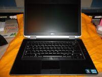 Laptop *** Dell Latitude E6430 Core i5 3320M 2.60 GHz 4GB RAM 500 GB HDD & Webcam