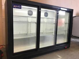 Drink fridge under counter pop catering restaurant hotels pubs cafe equipments