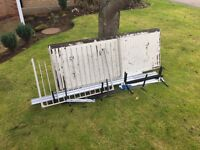 FREE scrap metal including radiator