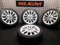 """16"""" FORD FIESTA Z TEC S ALLOY WHEELS AND TYRES 4x108pcd"""
