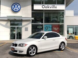 2011 BMW 1 Series 128i LOW KMS!