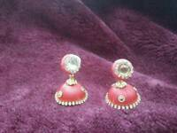 Silk Thread Jewellery - Earring