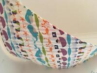 Bed sail canopy