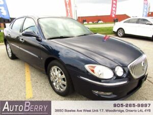 2009 Buick Allure CXL *** ACCIDENT FREE ** CERTIFIED *** $5.999