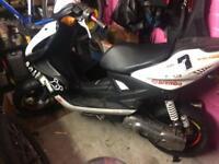Yamaha Aerox 50/70 2009