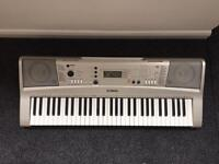 Yamaha Electric Piano + Music Rest/Stand