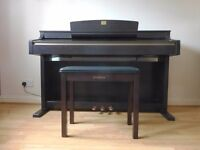 Yamaha Clavinova CLP-330 Digital Piano Dark Rosewood - Collection only