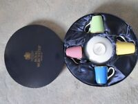 Royal Worcester Coffee Set