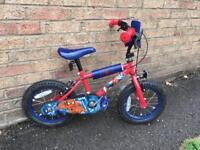 """Boys Bike 14"""" wheel"""