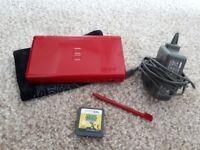 Nintendo ds lite (Red)
