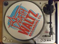 Vestax turntables and needles for sale. £250