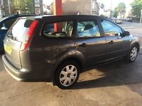 2005 Ford Focus Estate, 1.6 with 12 months MOT, full history, only £700