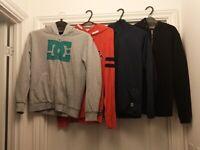 Huge bundle of older boys clothes