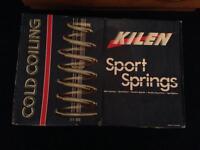 Kilen sport springs for corsa 40mm
