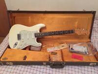 Fender startocaster American vintage 62