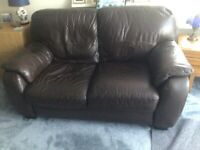 Free - 2 Seater leather sofa