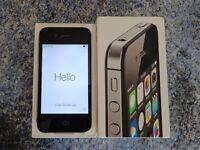 Apple iPhone 4S, 8GB, Black, Unlocked