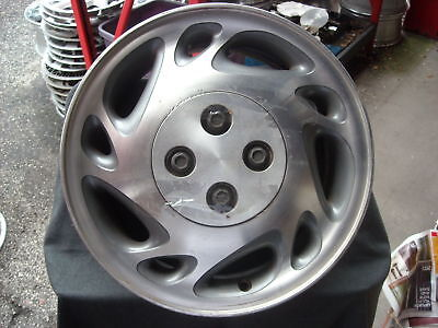 SATURN S SERIES 96 97 ALLOY WHEEL RIM USED OEM - Series Alloy Wheel Rim