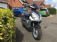 £400! If you take away today Garelli 50cc cooter