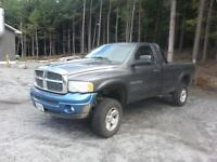 2002 Dodge Power Ram 1500 4x4 lifted Pickup Truck
