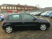 2005 RENAULT CLIO 1.1 PETROL , , 1 YEAR MOT , , EXCELLENT RUNNER , , CHEAP CAR