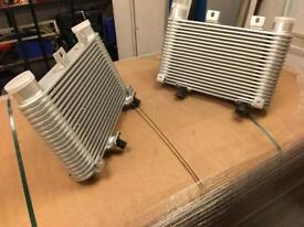 Inter cooler for Volvo