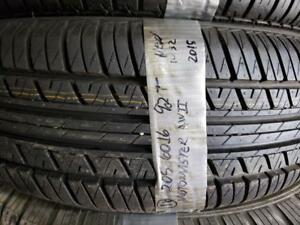 1 summer tire motomaster new 205/60r16