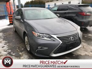 2017 Lexus ES 350 ES350 ROOF LEATHER BACK UP CAMERA