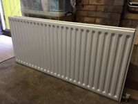 Double Panel Radiator, 1400x600mm, excellent condition, £20