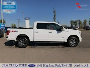 2015 Ford F-150 Lariat Sport SuperCrew EcoBoost MAX 4WD