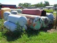 Variety of tanks for sale
