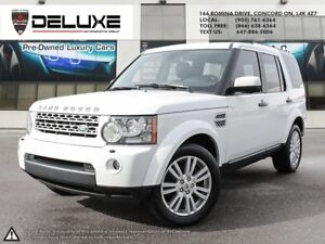 2011 Land Rover LR4 LR4 NAVIGATION AWD WHITE $103.78 WEEKLY