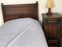 Single bedroom furniture