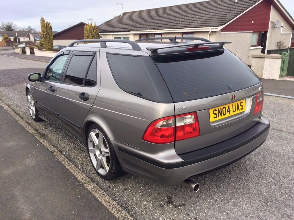 saab 9 5 aero hot 2 3 turbo manual estate lots of extras. Black Bedroom Furniture Sets. Home Design Ideas