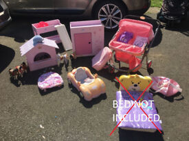 Baby Born Bundle for sale - lots of items