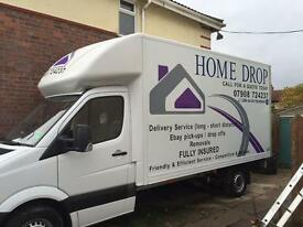 Courier/removals
