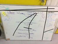 Medium/large whiteboard