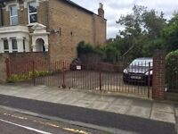SECURED / GATED CAR PARKING SPACES available for long term rent GREEN LANES