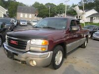 2003 GMC Sierra 1500 SLE, Ext Cab, 2WD, 4.8L V8, Undercoated