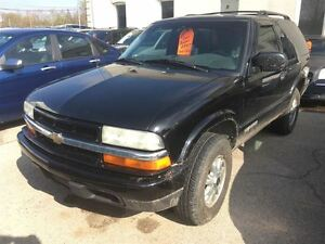 2005 Chevrolet Blazer LS CALL 519 485 6050 CERTIFIED